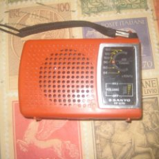 Radios antiguas: RADIO TRANSISTOR SANYO RP 1270. Lote 207087453