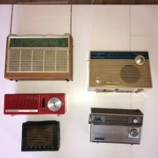 Radios antiguas: TRANSISTORES. Lote 207287407