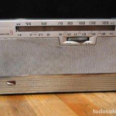 Radios antiguas: RADIO NATIONAL DOS BANDAS FUNCIONANDO. Lote 207411716