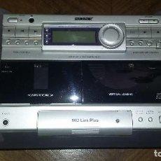 Radios antiguas: COMPACTO SONY - CD CASETTE Y RADIO.. Lote 207434425