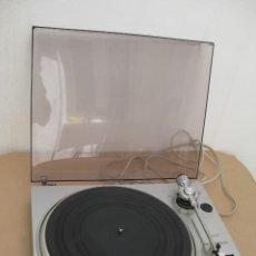 Radios antiguas: GIRADISCOS - PHILIPS - F7113 SINCHRO BELT-DRIVE. Lote 207617825