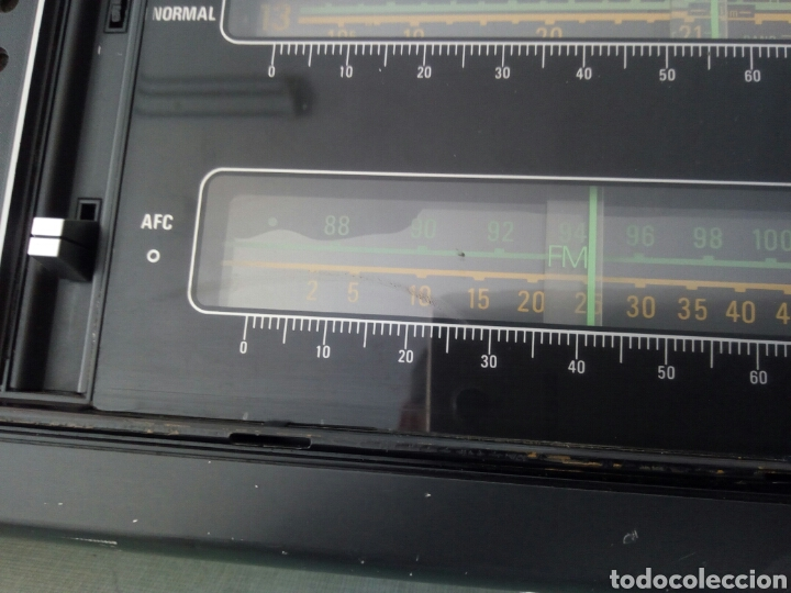 Radios antiguas: RADIO MULTIBANDAS GRUNDIG SATELLIT 2000 - Foto 17 - 129255111