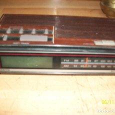 Radios antiguas: RADIO DESPERTADOR SANYO-MODELORM 5008. Lote 207831163