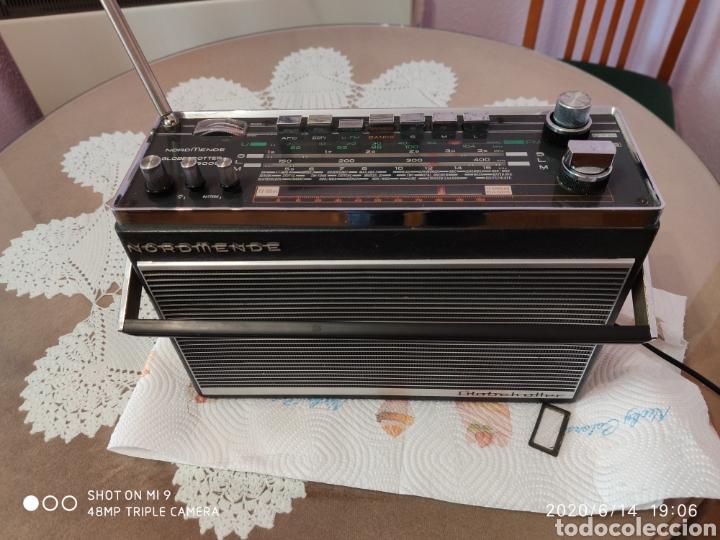 Radios antiguas: ÚNICO, MAJESTUOSA RADIO NORMENDE GLOBETROTTER TN 6000 - Foto 2 - 208174648