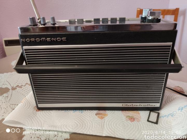 Radios antiguas: ÚNICO, MAJESTUOSA RADIO NORMENDE GLOBETROTTER TN 6000 - Foto 9 - 208174648