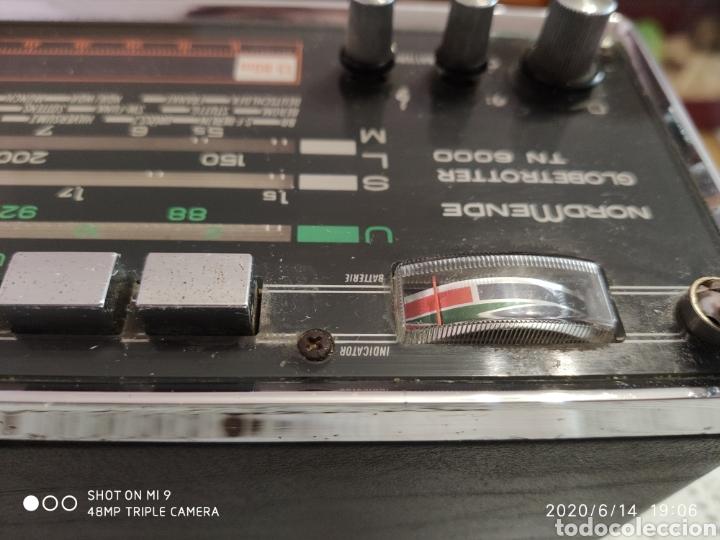 Radios antiguas: ÚNICO, MAJESTUOSA RADIO NORMENDE GLOBETROTTER TN 6000 - Foto 13 - 208174648