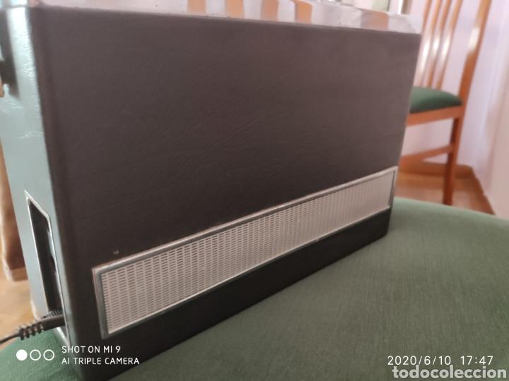 Radios antiguas: ÚNICO, MAJESTUOSA RADIO NORMENDE GLOBETROTTER TN 6000 - Foto 20 - 208174648