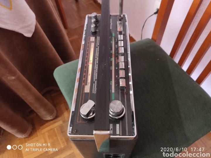 Radios antiguas: ÚNICO, MAJESTUOSA RADIO NORMENDE GLOBETROTTER TN 6000 - Foto 22 - 208174648