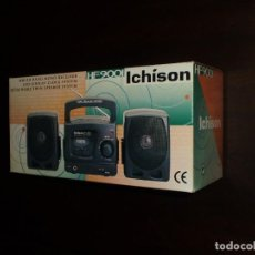 Radios antiguas: RADIO RELOJ MINI NUEVO - ICHISON HF 9001. Lote 208214577