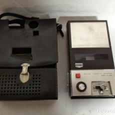 Radios antiguas: SANYO CASSETTE RECORDER MODEL M-138 D.C. 7.5 V. SANYO ELECTRIC CO., LTD.. Lote 208646502