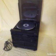Radios antiguas: MINI CADENA PHILIPS FUNCIONANDO F1385/60 ( LEER). Lote 208853826