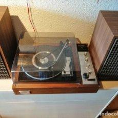 Radios antiguas: TOCADISCOS ZENITH!! SOLID STATE EN PERFECTAS CONDICIONES LEER DESCRPCIÓN!!!!. Lote 209211597