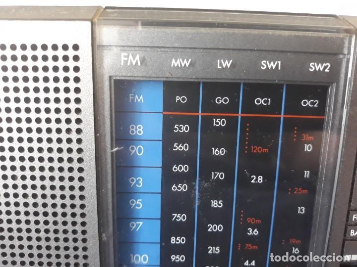 Radios antiguas: Radio Philips D-2225 5 Bandas - Foto 4 - 209848208