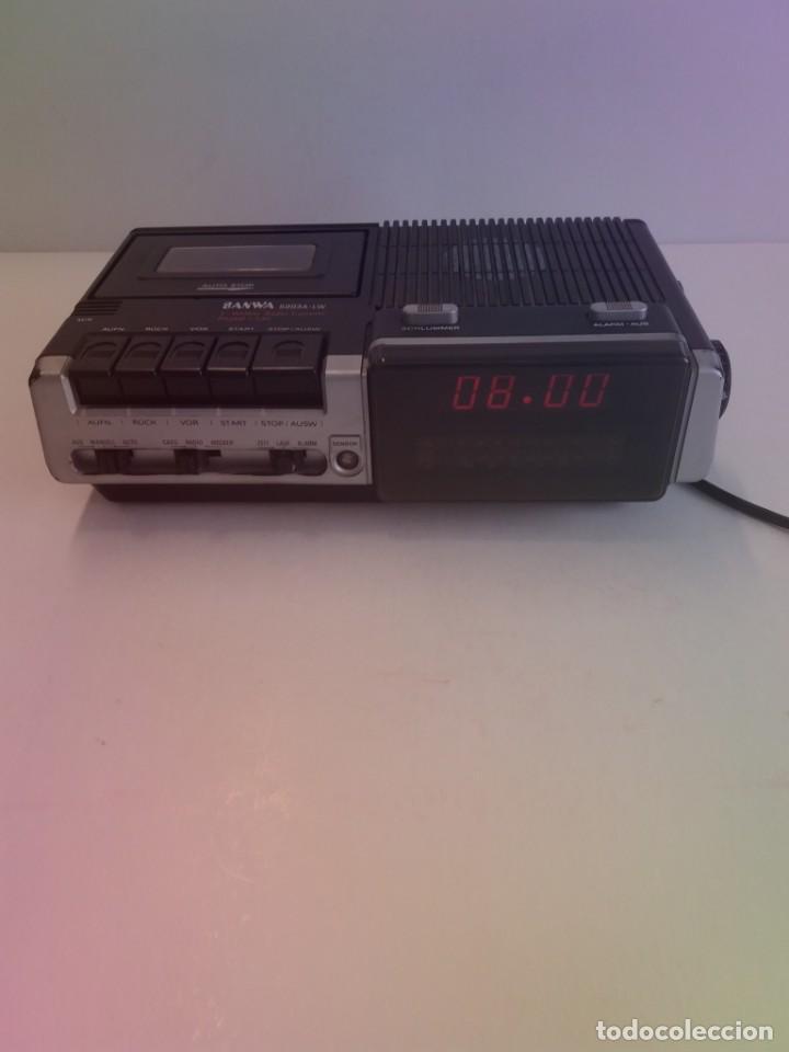 BUEN RADIO CASSETTE CASETTE SAMWA 50003A-LW AÑOS 80´S ANTIGUO CASETE ALEMAN (Radios, Gramófonos, Grabadoras y Otros - Transistores, Pick-ups y Otros)