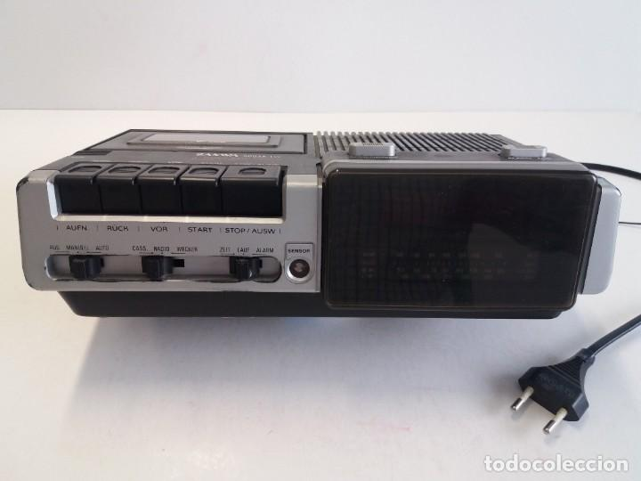 Radios antiguas: BUEN RADIO CASSETTE CASETTE SAMWA 50003A-LW AÑOS 80´S ANTIGUO CASETE ALEMAN - Foto 5 - 209963168