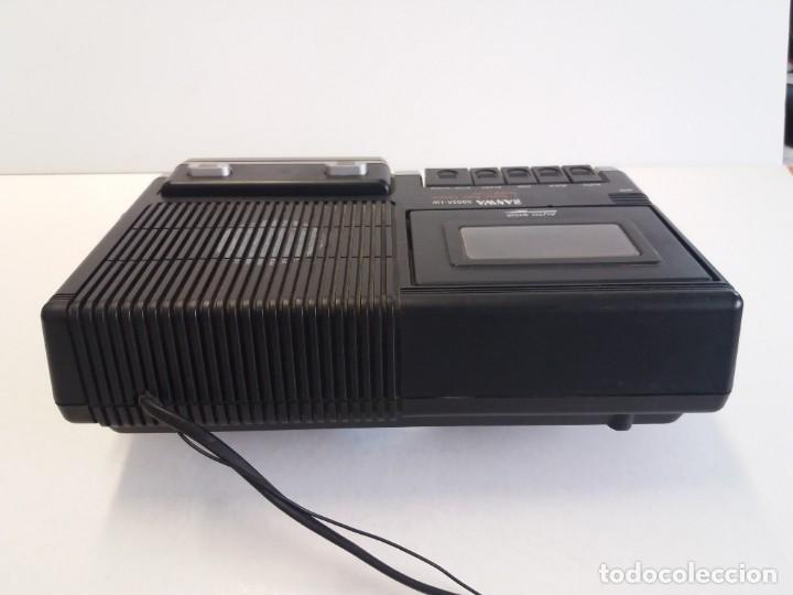 Radios antiguas: BUEN RADIO CASSETTE CASETTE SAMWA 50003A-LW AÑOS 80´S ANTIGUO CASETE ALEMAN - Foto 11 - 209963168