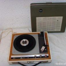 Radios antiguas: TOCADISCOS COSMO 751. Lote 210149581