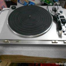 Radios antiguas: ANTIGUO PICK UP O TOCADISCOS JVC EN BUEN ESTADO MODEL L-A 21. Lote 210224140
