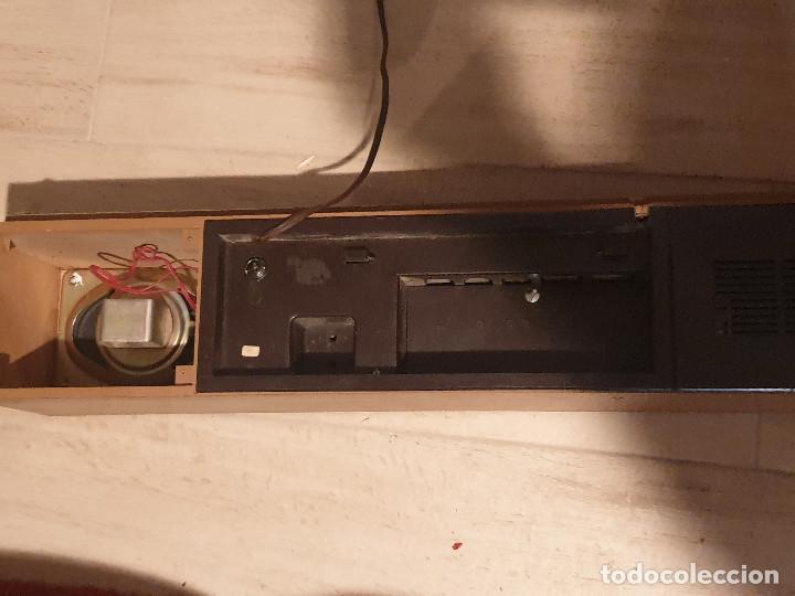"""Radios antiguas: RADIO VINTAGE MARCA """"EUROPHON"""" MODELO 723 T. - Foto 20 - 210520086"""