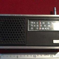 Radios antiguas: RADIO TRANSISTOR FUNCIONA. Lote 210554751
