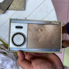 Radios antiguas: ANTIGUO RADIO TRANSISTOR INTER- VER IMÁGENES. Lote 210617673