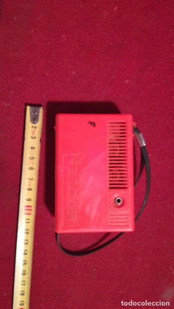 Radios antiguas: RADIO TRANSISTOR SANYO 1280 FUNCIONA - Foto 2 - 210751475