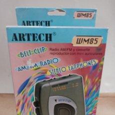 Radios antiguas: ARTECH WALKMAN. Lote 211454144