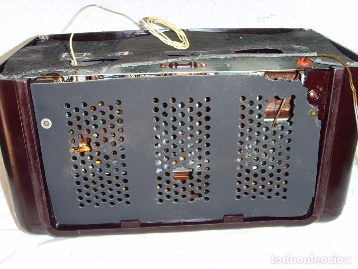 Radios antiguas: RADIO A VALVULAS SIN MARCA - Foto 2 - 211723161