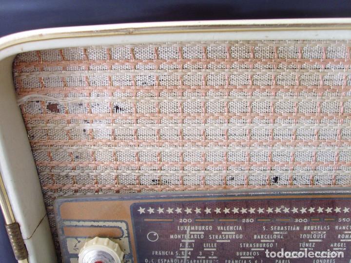 Radios antiguas: RADIO A VALVULAS SIN MARCA - Foto 5 - 211723161
