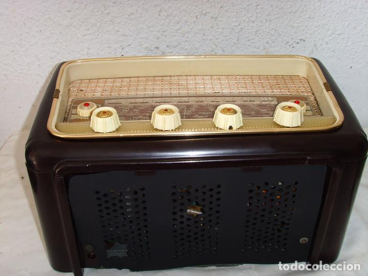Radios antiguas: RADIO A VALVULAS SIN MARCA - Foto 6 - 211723161