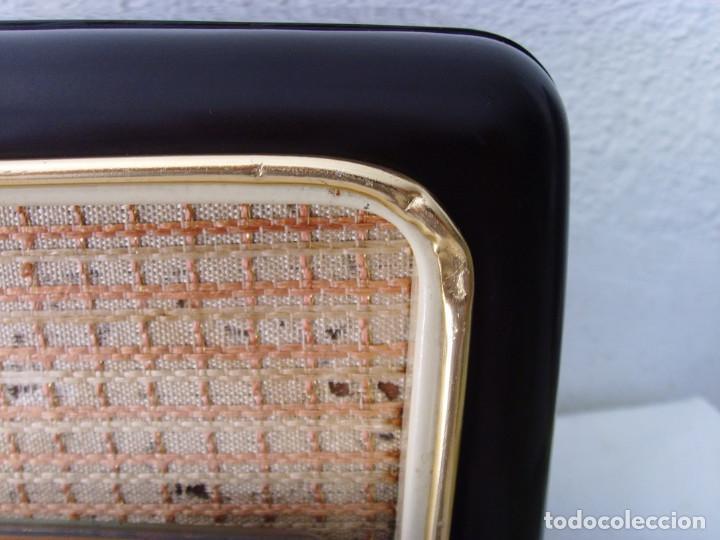 Radios antiguas: RADIO A VALVULAS SIN MARCA - Foto 11 - 211723161