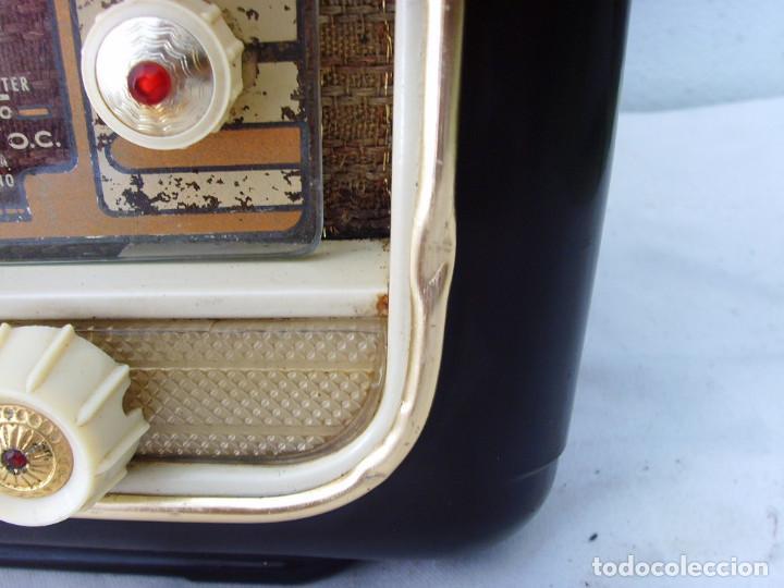 Radios antiguas: RADIO A VALVULAS SIN MARCA - Foto 14 - 211723161