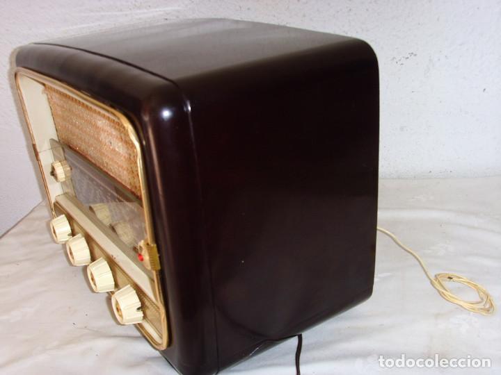 Radios antiguas: RADIO A VALVULAS SIN MARCA - Foto 15 - 211723161