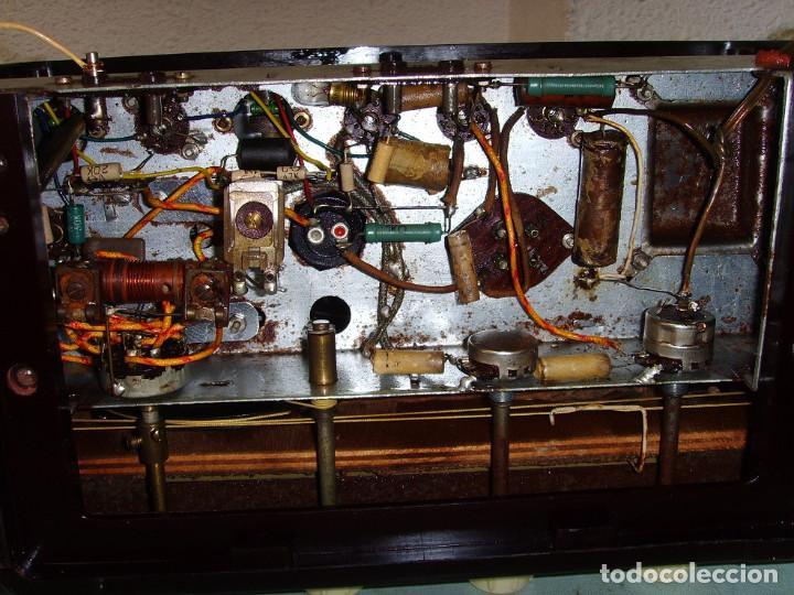Radios antiguas: RADIO A VALVULAS SIN MARCA - Foto 16 - 211723161