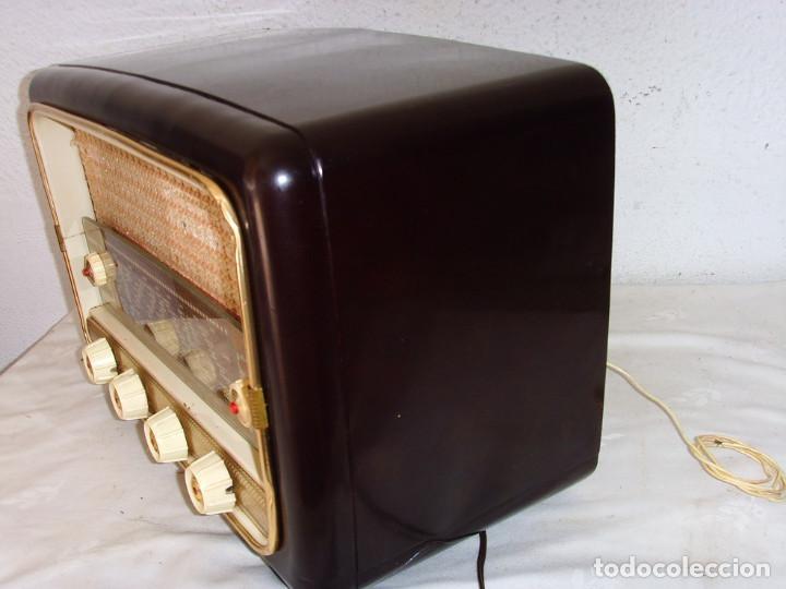 Radios antiguas: RADIO A VALVULAS SIN MARCA - Foto 17 - 211723161