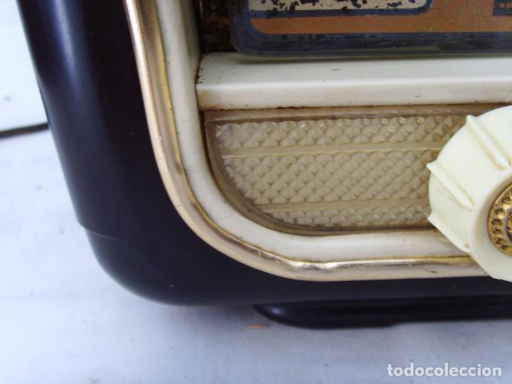 Radios antiguas: RADIO A VALVULAS SIN MARCA - Foto 18 - 211723161