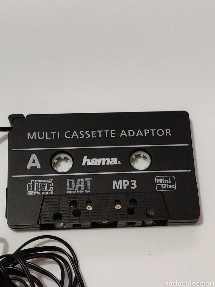 Radios antiguas: MULTI CASSETTE ADAPTOR HAMA - Foto 2 - 211731208