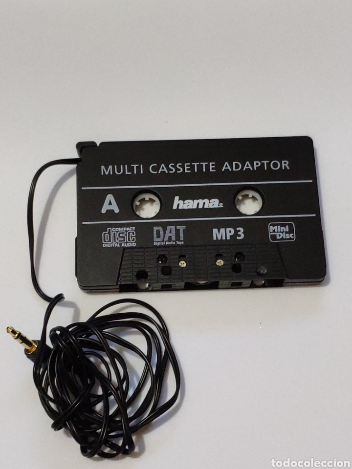 MULTI CASSETTE ADAPTOR HAMA (Radios, Gramófonos, Grabadoras y Otros - Transistores, Pick-ups y Otros)