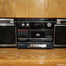 Radios antiguas: ANTIGUA MINICADENA SANYO. Lote 211925572
