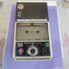 Radios antiguas: RADIOCASETE CHAMPION CASSETE TAPE RECORDER WITH AM RADIO. Lote 211993102