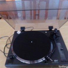 Radios antiguas: TOCADISCOS PLATO DJ FONESTAR FUNCIONA. Lote 212177356