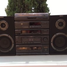 Radio antiche: EQUIPO DE MÚSICA SONY. Lote 212340138