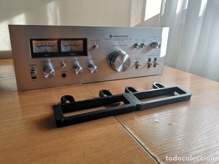 Radios antiguas: amplificador audio epoca dorada KENWOOD KA-5500 - Foto 1 - 212487078