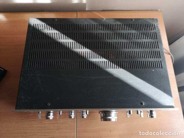 Radios antiguas: amplificador audio epoca dorada KENWOOD KA-5500 - Foto 8 - 212487078