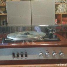 Radios antiguas: TOCADISCOS BETTOR EF 1 DUAL 1010 MUY BUEN ESTADO FUNCIONANDO PEPETO ELECTRONICA. Lote 212506435