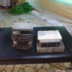 Radios antiguas: LOTE DE 5 RADIO CD COCHE. Lote 212589513