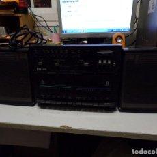 Radios antiguas: RADIO PHILIPS TYPE AW7791/01 CON ALTAVOCES. Lote 212624625