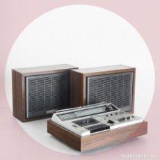 Radios antiguas: COMBINADO HI-FI SONY, MODELO CF-620. RADIO Y CASSETTE. ESPAÑA AÑOS 70. Lote 212749258