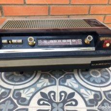 Radios antiguas: RADIO ANTIGUA MARCONI USMO. Lote 212776471