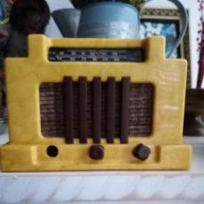 Radios antiguas: APARATO DE RADIO COLECCIÓN DE LA NOSTALGIA DE LA RADIO. Lote 212891160